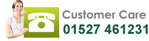 Customer Care - 01527 461231