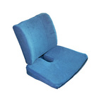 Memory Foam Seat & Back Cushions