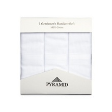 Pyramid Mens Hankies