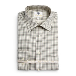 Image of: Viyella Mini Tattersall Shirt